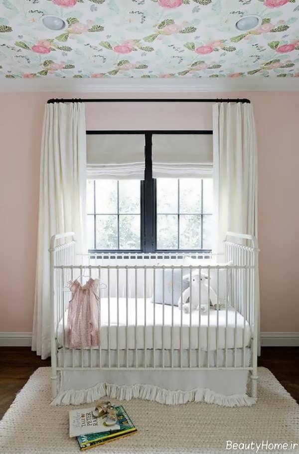 مدل کاغذ سقفی برای اتاق کودک