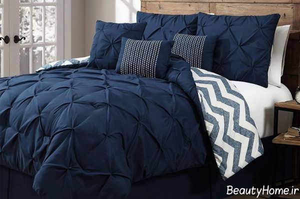 روکش تخت خواب زیبا و ساده