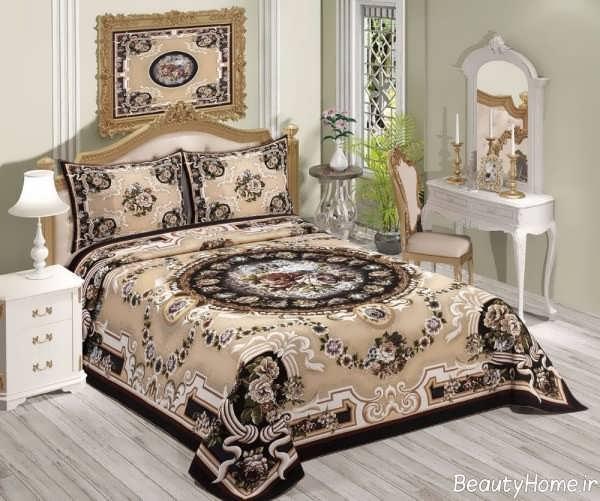 روکش تخت خواب کلاسیک