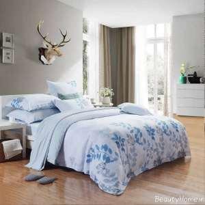روکش تخت خواب زیبا و طرح دار