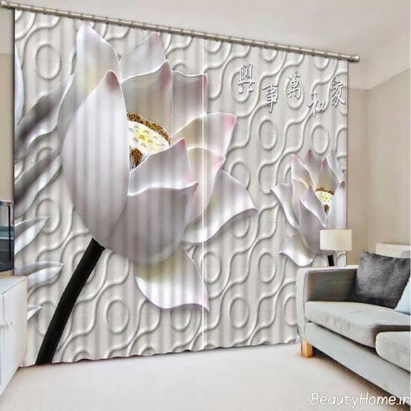 ۷۶ مدل پرده ۹۸ با طراحی شیک و جذاب برای اتاق پذیرایی، اتاق خواب و آشپزخانه