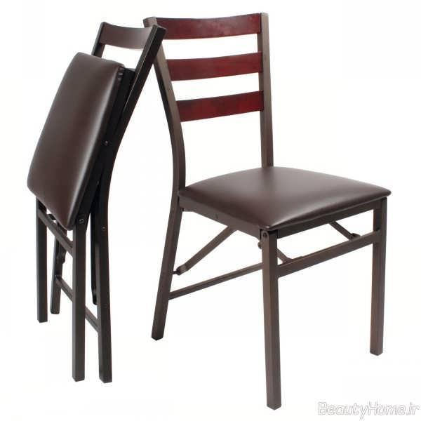 صندلی تاشو شیک و زیبا