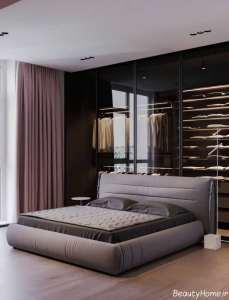 دکوراسیون داخلی اتاق خواب صورتی