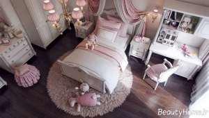 دیزاین زیبا و مدرن اتاق خواب