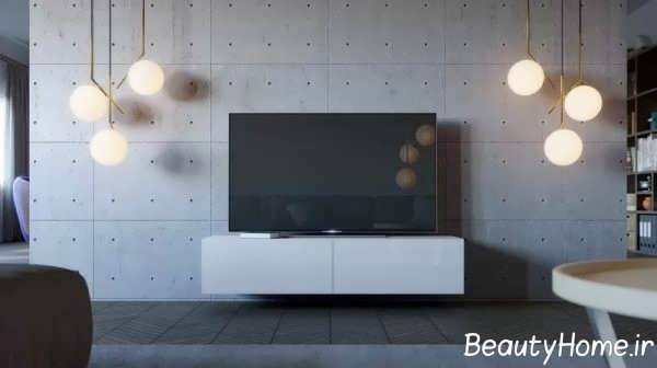 میز تلویزیون معلق