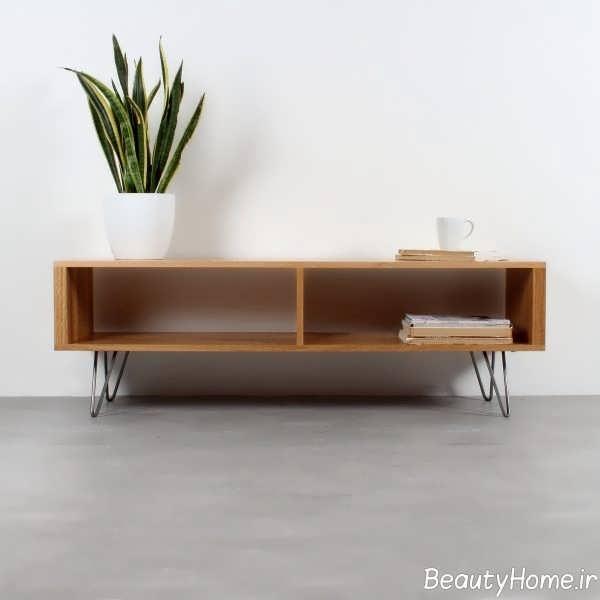 میز ال سی دی زیبا
