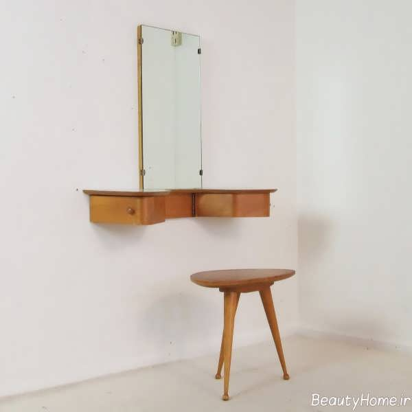 مدل میز آرایش مدرن و ساده
