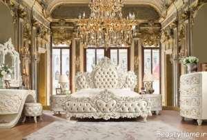 سرویس خواب زیبا و کلاسیک