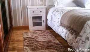 مدل فرش کوچک برای اتاق خواب