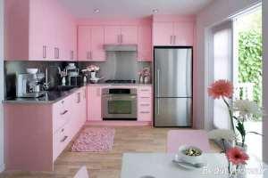 طراحی داخلی آشپزخانه عروس
