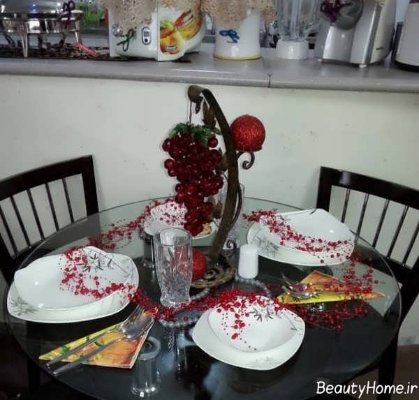 دکوراسیون داخلی آشپزخانه عروس