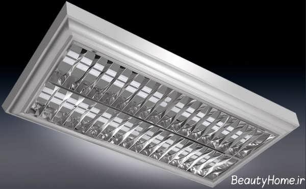 مدل چراغ شیک و سقفی