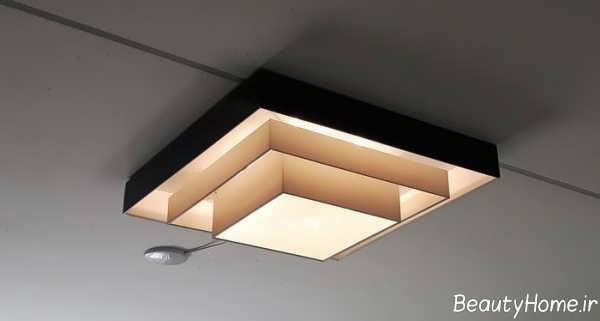 چراغ سقفی و زیبا