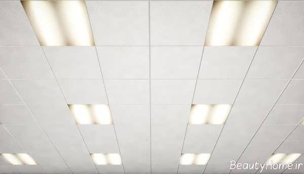 طرح چراغ سقفی