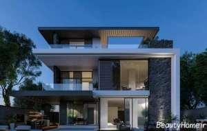 طراحی نما برای ساختمان