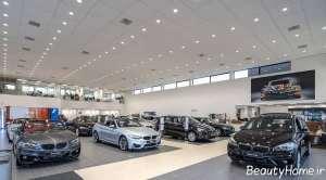ایده هایی برای طراحی داخلی نمایشگاه اتومبیل
