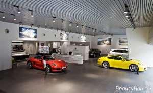 نمایشگاه اتومبیل مدرن
