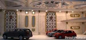 نمایشگاه ماشین زیبا و بی نظیر