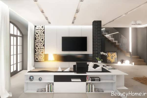 طراحی زیبا منزل