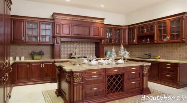 کابینت لوکس آشپزخانه