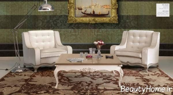 میز سلطنتی زیبا و شیک