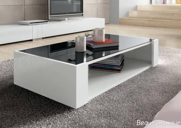مدل میز مدرن پذیرایی