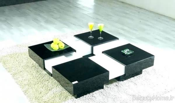 مدل میز مدرن و جدید
