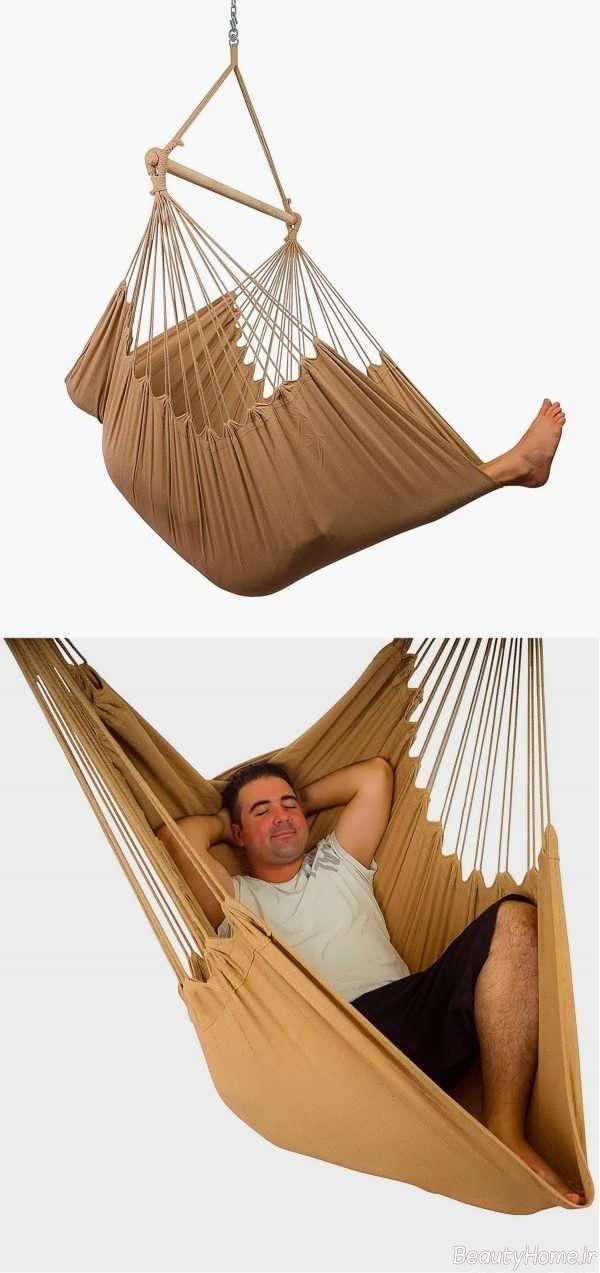 صندلی آرامش زیبا و جذاب