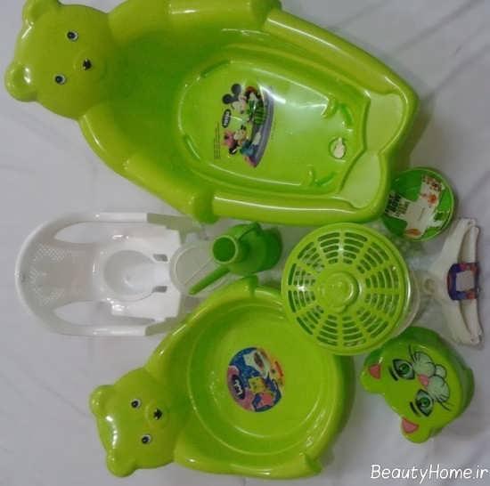 سرویس حمام نوزاد