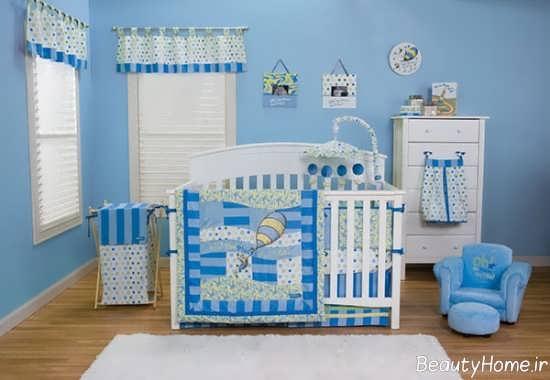 ۷۳ مدل سیسمونی نوزاد پسر و روش هایی برای تزیین آن ها