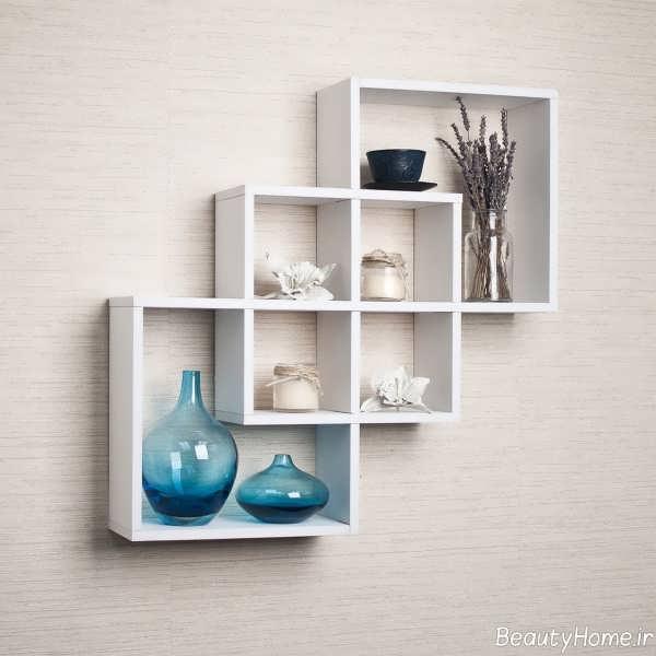 باکس دیواری سفید