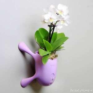 طرح گلدان مغناطیسی