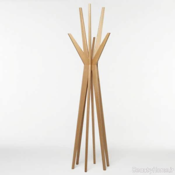 چوب لباسی شیک