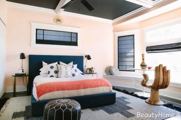 اتاق خواب گلبهی
