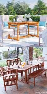 میز غذا خوری زیبا و جدید