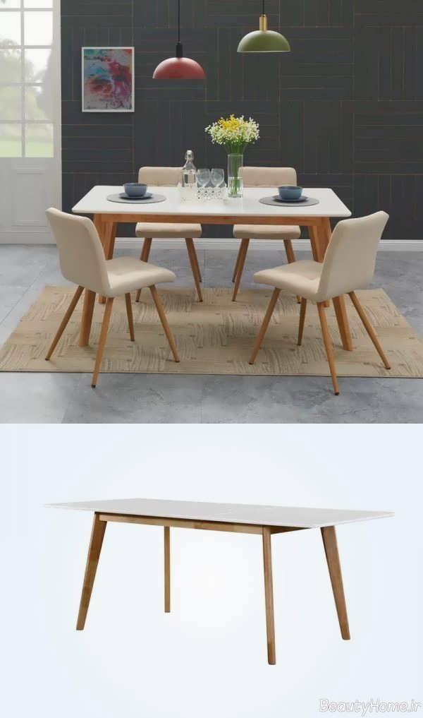 میز غذاخوری مدرن