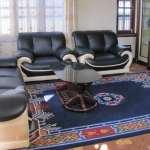 مدل فرش سرمه ای