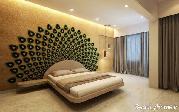 اتاق خواب زیبا و خلاقانه