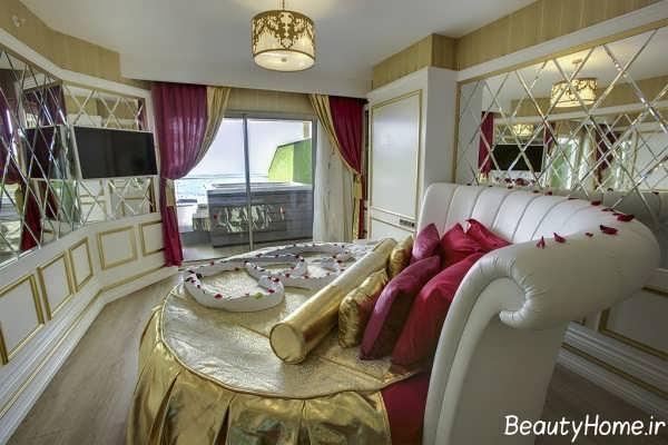 اتاق خواب زیبا و فانتزی