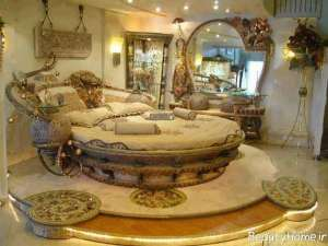 طراحی دکوراسیون اتاق خواب کلاسیک