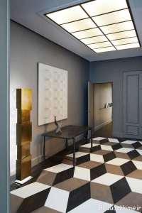 طراحی داخلی راهرو