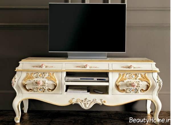 میز تلویزیون زیبا و شیک