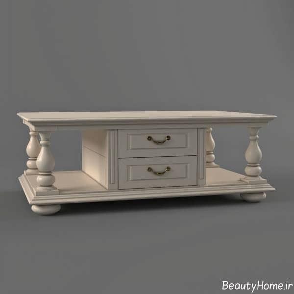 میز ال سی دی کلاسیک