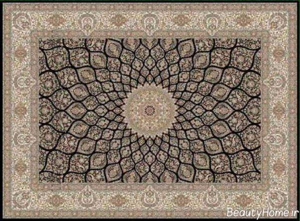 قالی زیبا و شیک