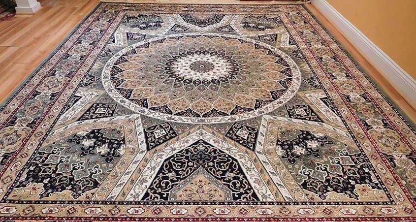 طرح قالی جدید