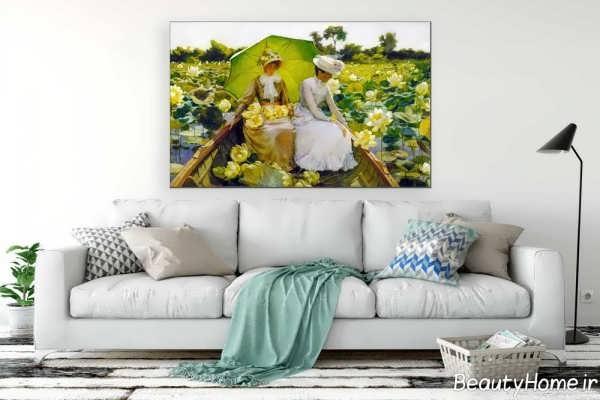 تابلوی نقاشی زیبا