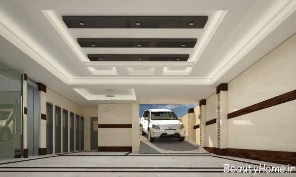 پارکینگ مدرن