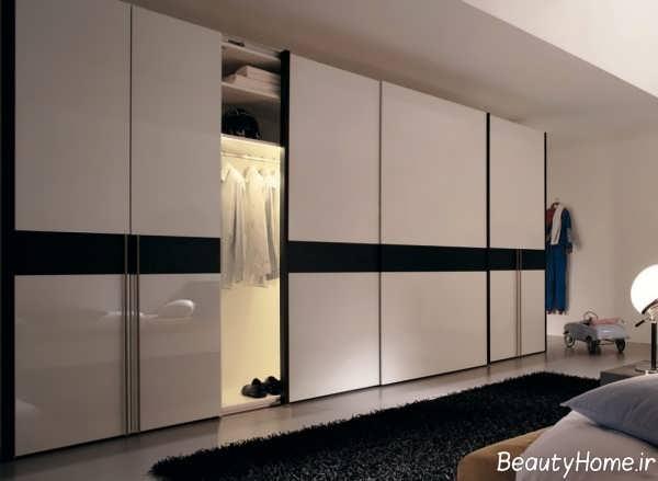 کمد دیواری کشویی