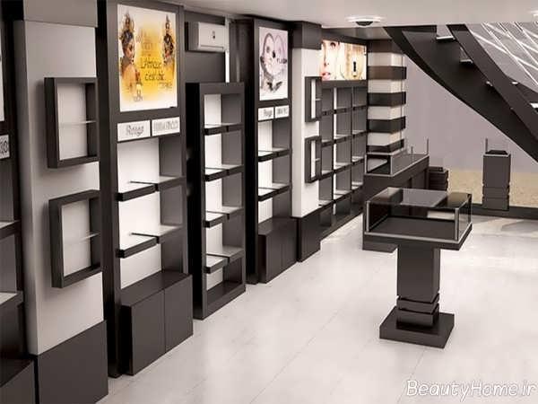 قفسه بندی مغازه کوچک