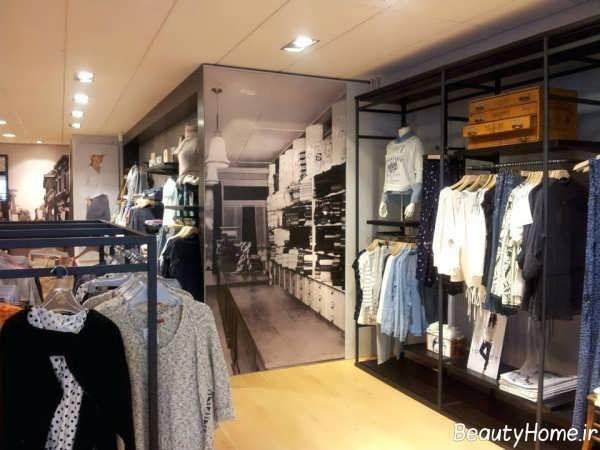 دیزاین داخلی مغازه